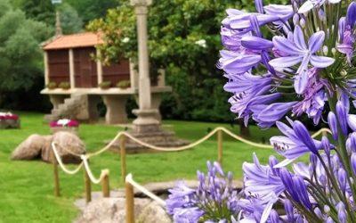 Jardín Casa do Lagoeiro (A Estrada, Pontevedra)