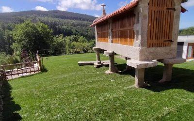 Creación Jardín Hotel La Rectoral ****